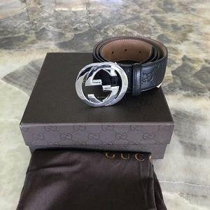 Gucci Belt Monogram